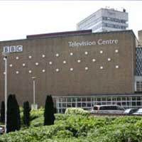 Tours of BBC Television Centre