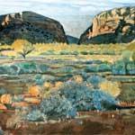 Lydia Bauman landscape