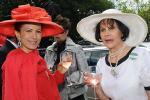 Lady in red Jasmine Horowitz