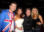 GERRY STERGIOPOULOS, DAVID VAN DAY, SUE MOXLEY,  LIZZIE CUNDY