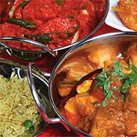 Indian restaurant Notting Hill